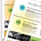 Cali Chiro Coupon Sheets