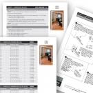Sell Sheets, Install Sheets