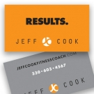 Jeff Cook Business Card